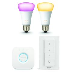 Smart Home Uitbreidingspakket Philips Hue Gen3 E27 A19