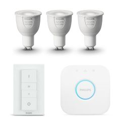Smart Home Uitbreidingspakket Philips Hue GU10 - 1822576