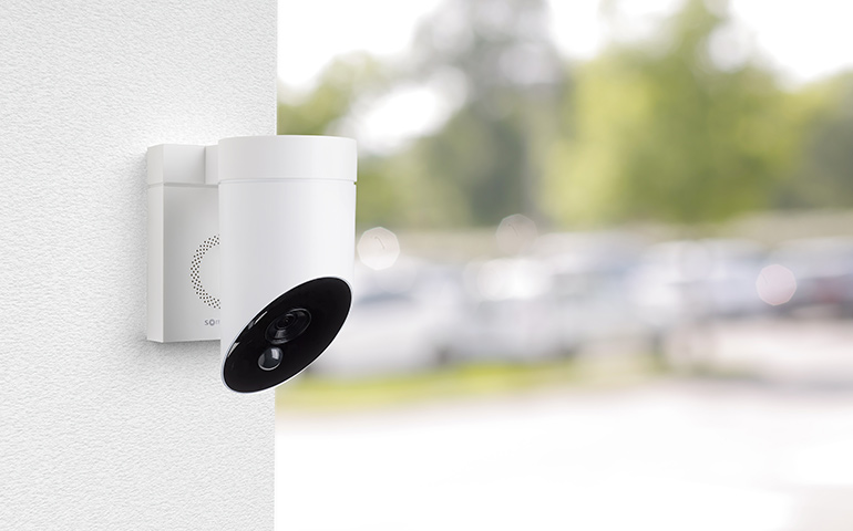 NYHED - Somfy Outdoor Camera